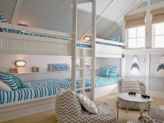 Kids Beach Bedroom - Bedroom design ideas