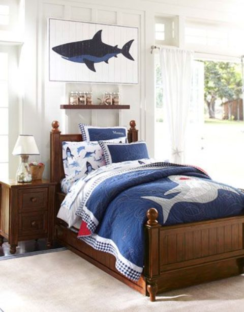 Popular Dreamy Beach And Sea Inspired Kids Room Designs
