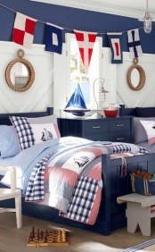 Dreamy Beach And Sea Inspired Kids Room Designs