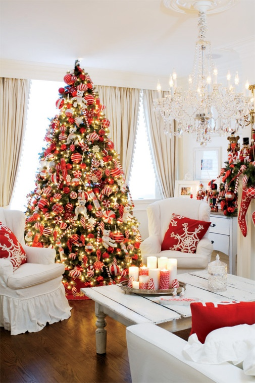 Christmas Room Decorations 55 dreamy christmas living room décor ideas - digsdigs