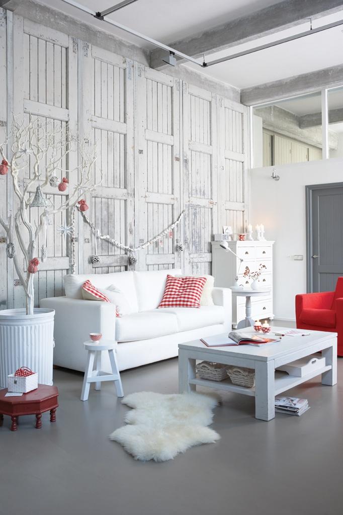 Dreamy Christmas Living Room Decor Ideas
