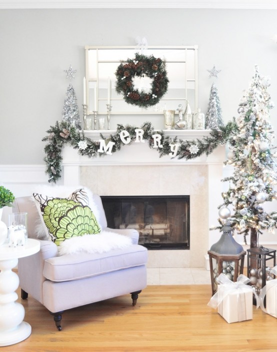55 dreamy christmas living room d u00e9cor ideas digsdigs