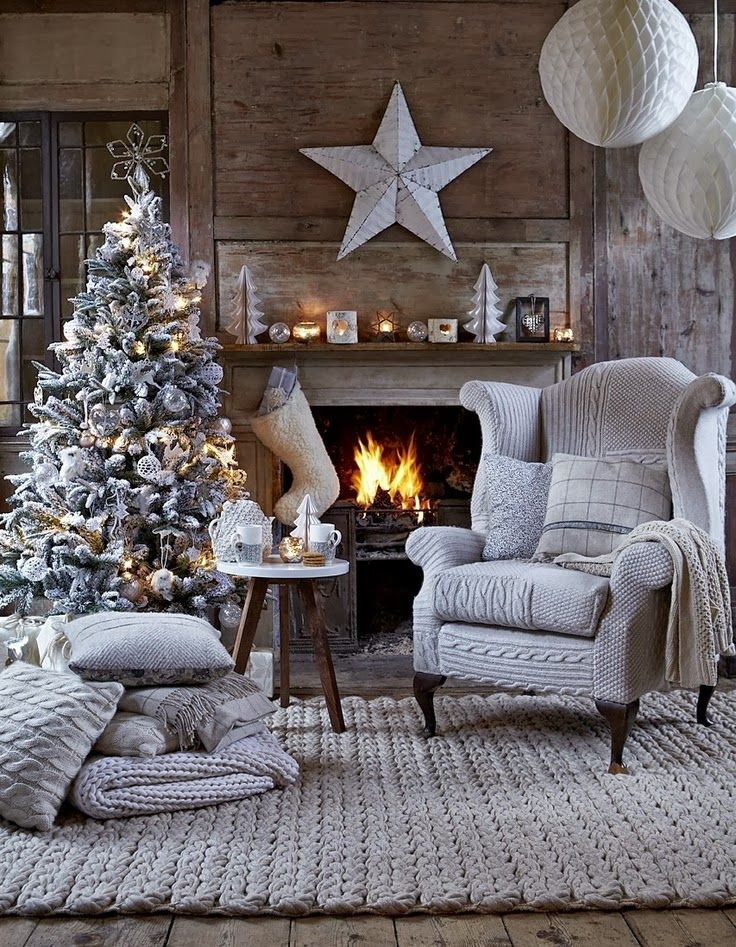 non bearing decorate living room for christmas addition standalone