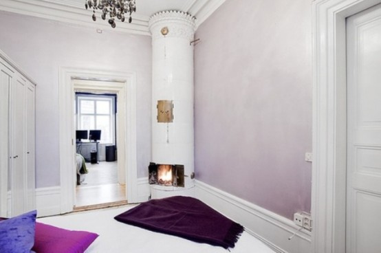 Dreamy Ombre Wall Decor Ideas