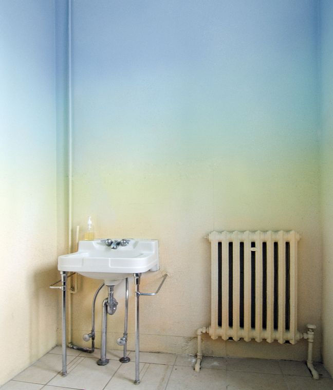 27 Dreamy Ombre Wall D Cor Ideas DigsDigs