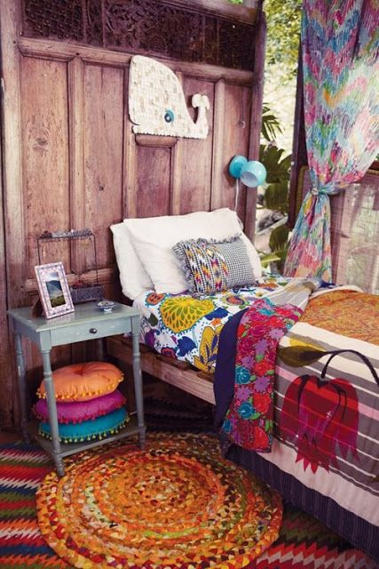 26 Dreamy Outdoor Bedroom Oasis Designs