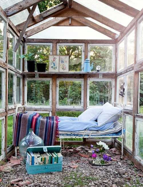 Dreamy Outdoor Bedroom Designs