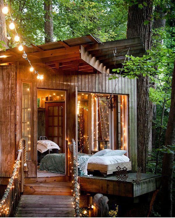 Dreamy Outdoor Bedroom Designs