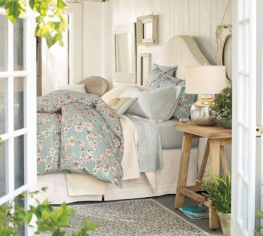 10 Cozy And Dreamy Bedroom With Galaxy Themes: 26 Dreamy Spring Bedroom Décor Ideas