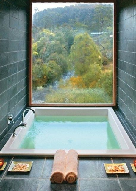 48 Dreamy Sunken Bathtubs To Relax In Digsdigs