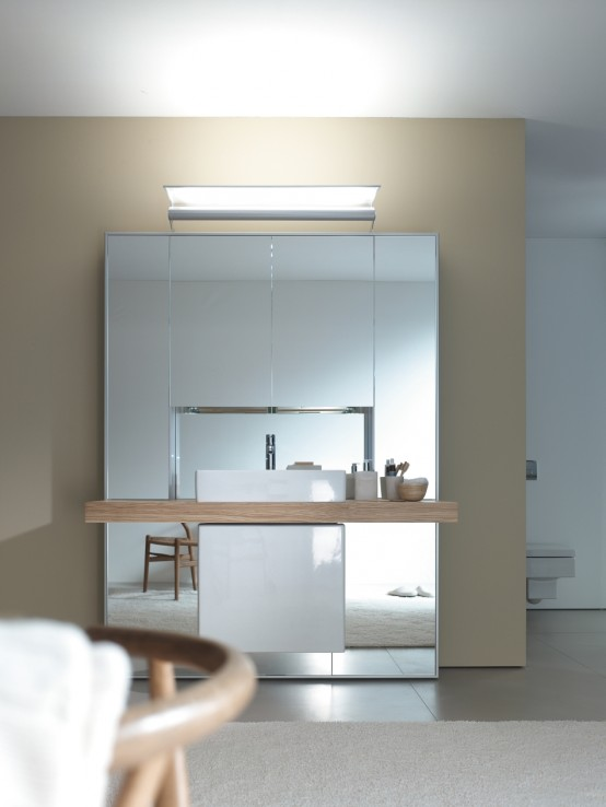 Duravit Mirrowall