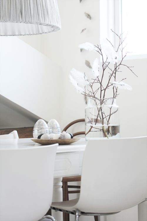 Easter In Scandinavian Style Natural Ideas