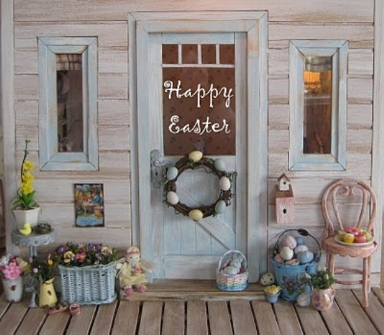 18 Spring Decor Ideas: 50 Cool Easter Porch Décor Ideas