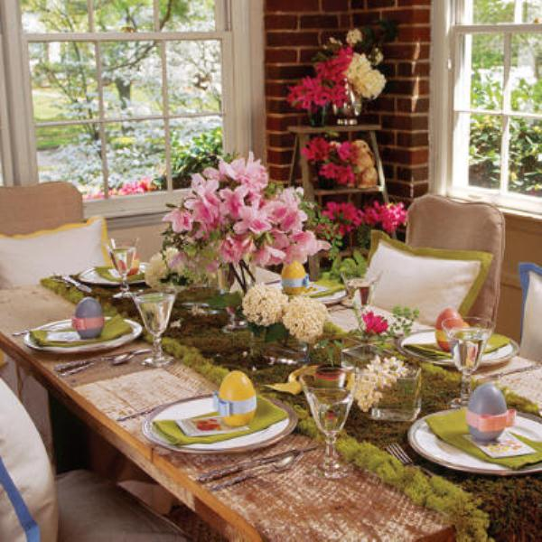 This entry is part of 15 in the series amazing easter decor ideas for your home - Table easter decorations ...