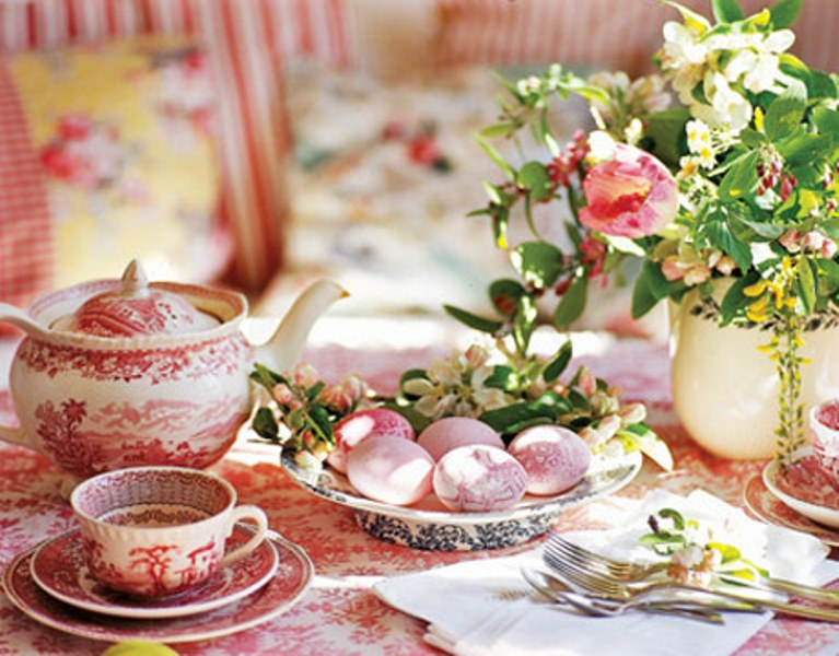 40 Easter Table Décor Ideas To Make This Family Holiday Special ...