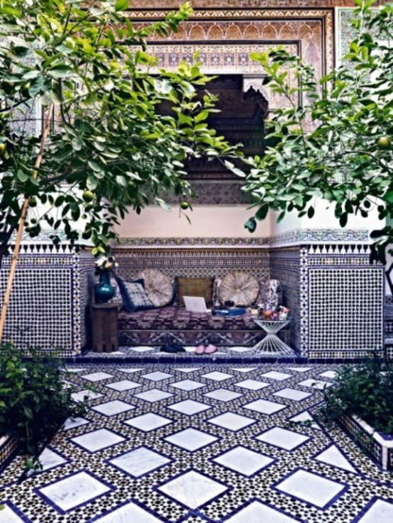 Beautiful 19th Century Villa In The Heart of Marocco – Villa Fillali