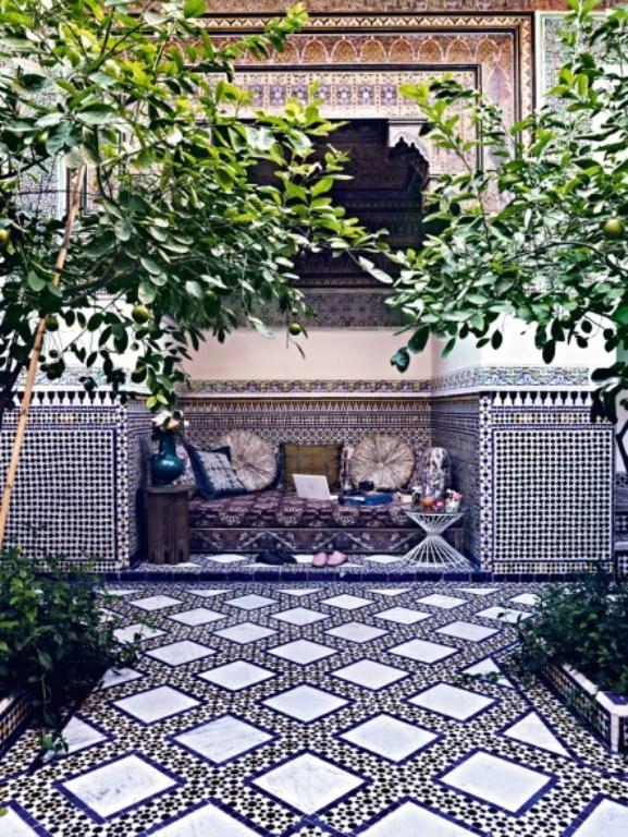 Beautiful 19th Century Villa In The Heart of Marocco – Villa Fillali