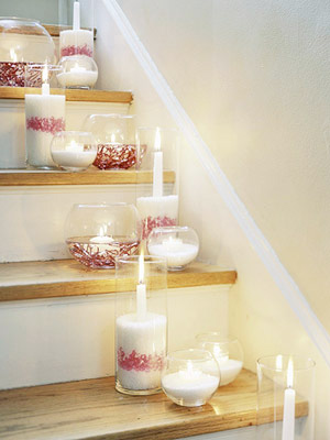 Picture Of easy holiday candles decor  1