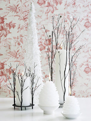 Picture Of easy holiday candles decor  5