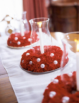Picture Of easy holiday centerpiece  2