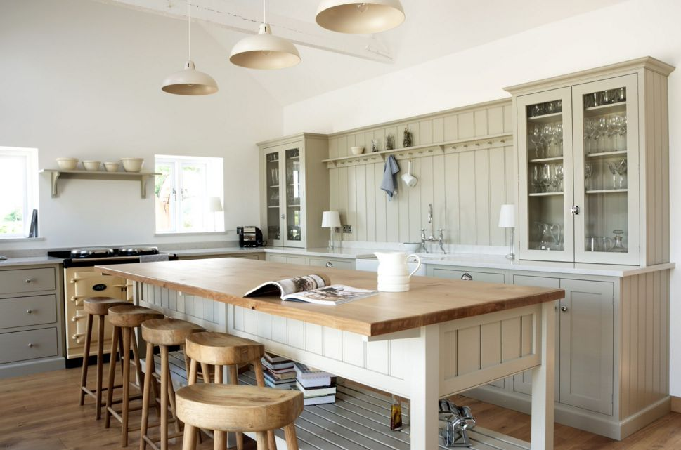 Picture Of easy tips for creating a farmhouse kitchen  10