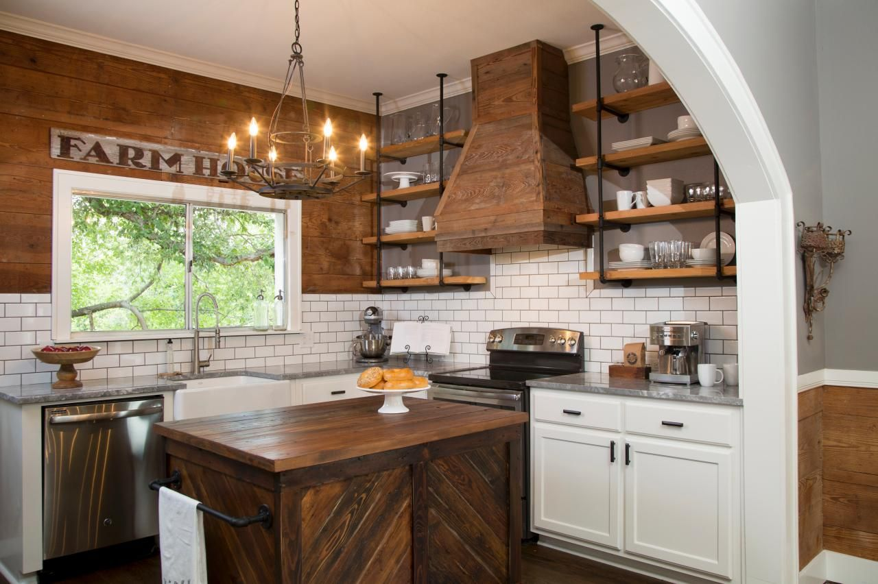 Picture Of easy tips for creating a farmhouse kitchen  11