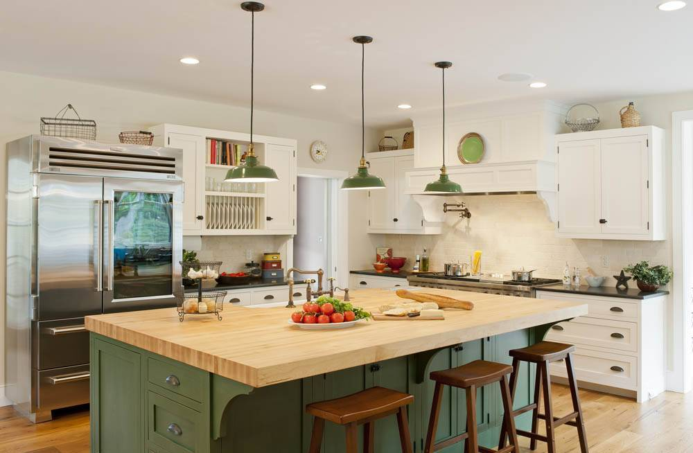 Picture Of easy tips for creating a farmhouse kitchen  13