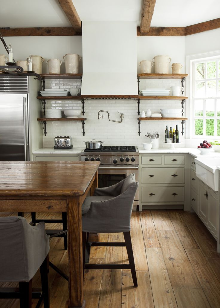 Picture Of easy tips for creating a farmhouse kitchen  14