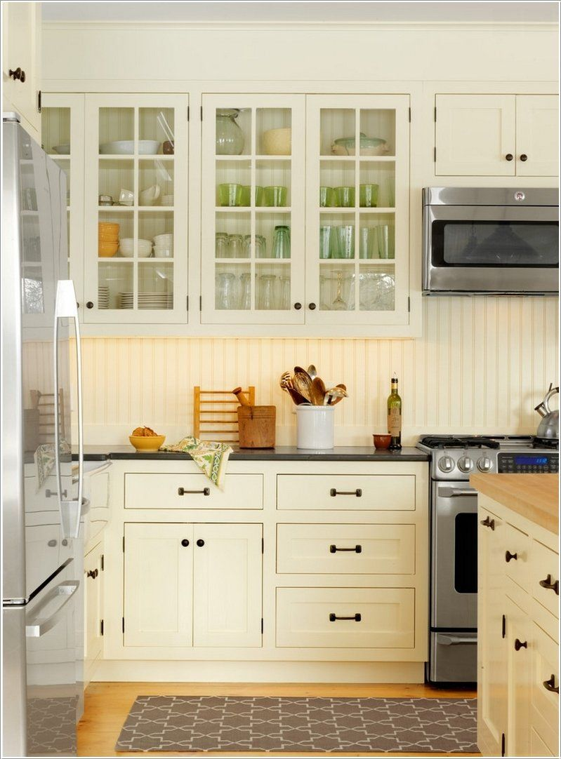 Picture Of easy tips for creating a farmhouse kitchen  15