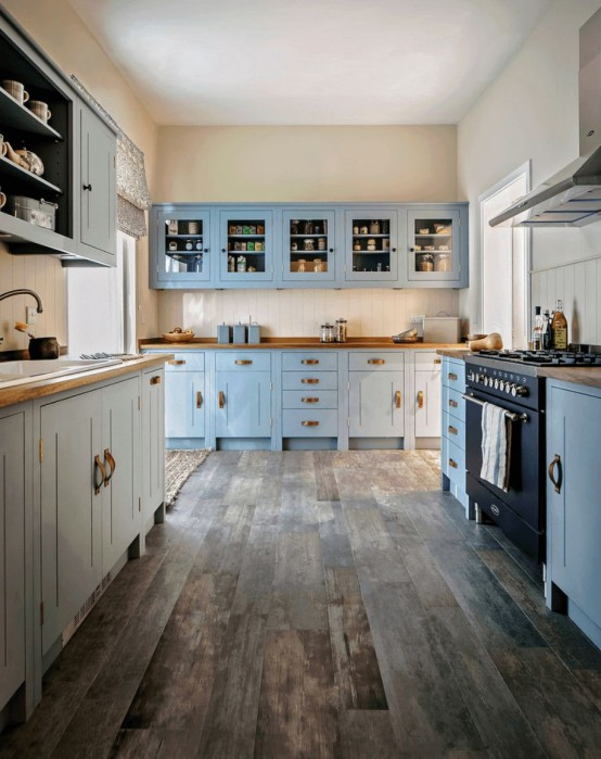 Farmhouse Kitchen 15 easy tips for creating a farmhouse kitchen - digsdigs
