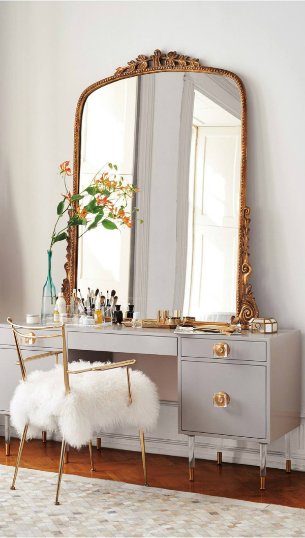 Easy Ways To Add Glam To Any Interior