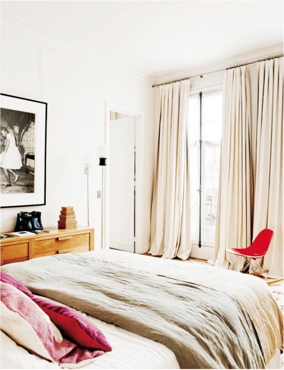 Eclectic But Balanced Paris Apartment Full Of Life
