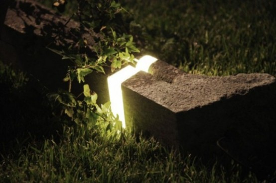 Eco Friendly Lamps Of Wooden Wastes And Led Lights