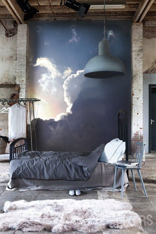 Edgy Industrial Beds