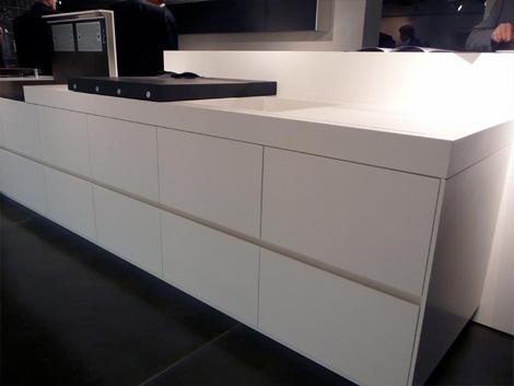 futuristic kitchen design