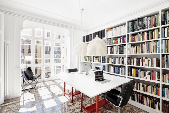 Eixample Residence Mixing Modern Design And Vintage Elements
