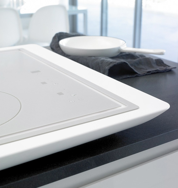 Picture Of electrolux aurora cooktop  1