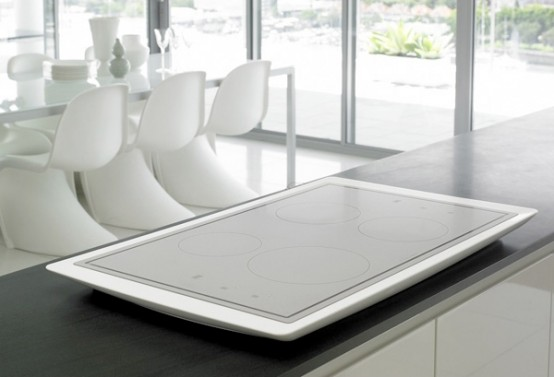 Electrolux Aurora Illuminated Induction Cooktop