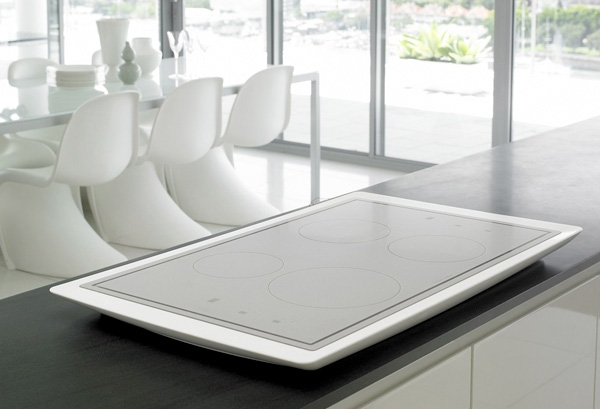 Picture Of electrolux aurora cooktop  2