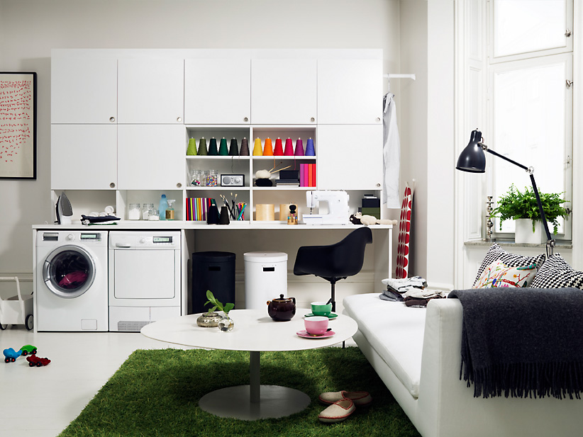 Electrolux Laundry Rooms