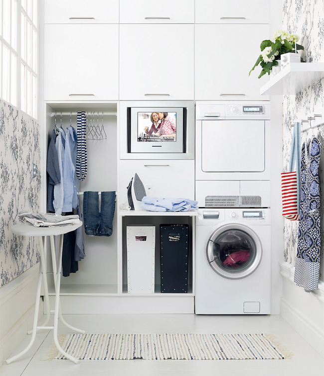 Electrolux Laundry Rooms DigsDigs