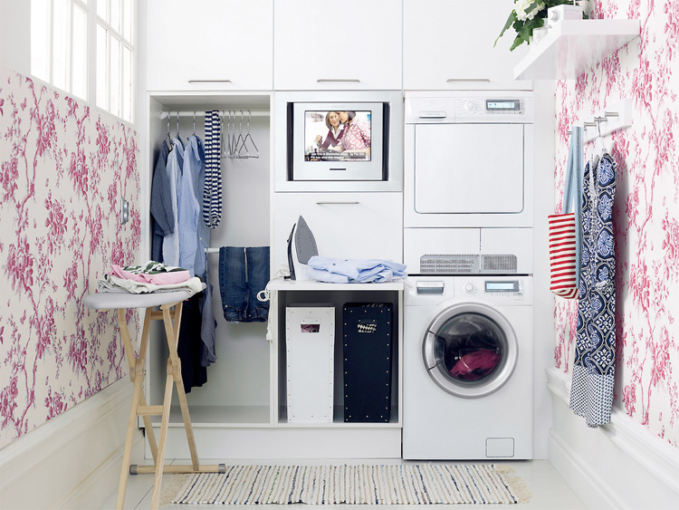Picture Of electrolux laundry room  2