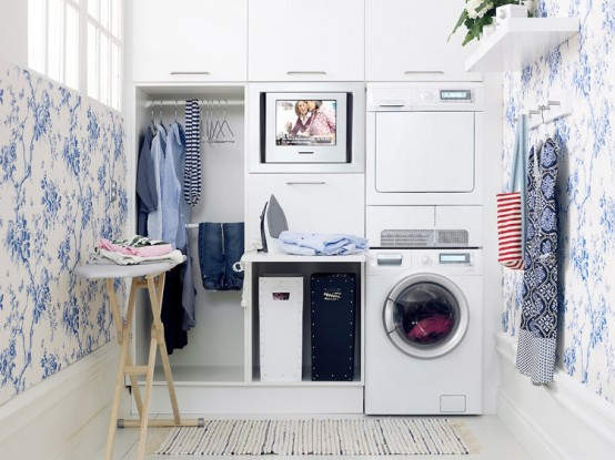 Electrolux 2,5 sq m Laundry Room