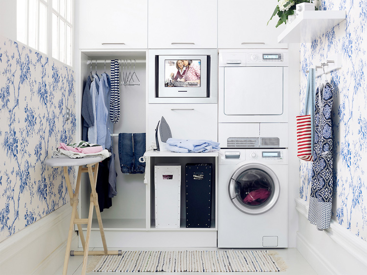 Picture Of electrolux laundry room  3