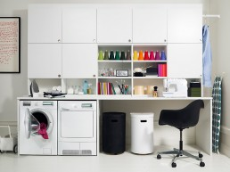 Big Electrolux Laundry room