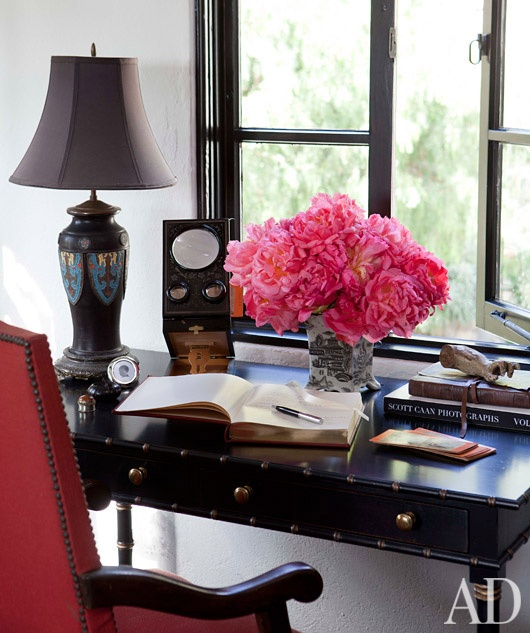 55 Elegant And Exquisite Feminine Home Offices