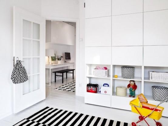 Elegant And Functional Swedish House