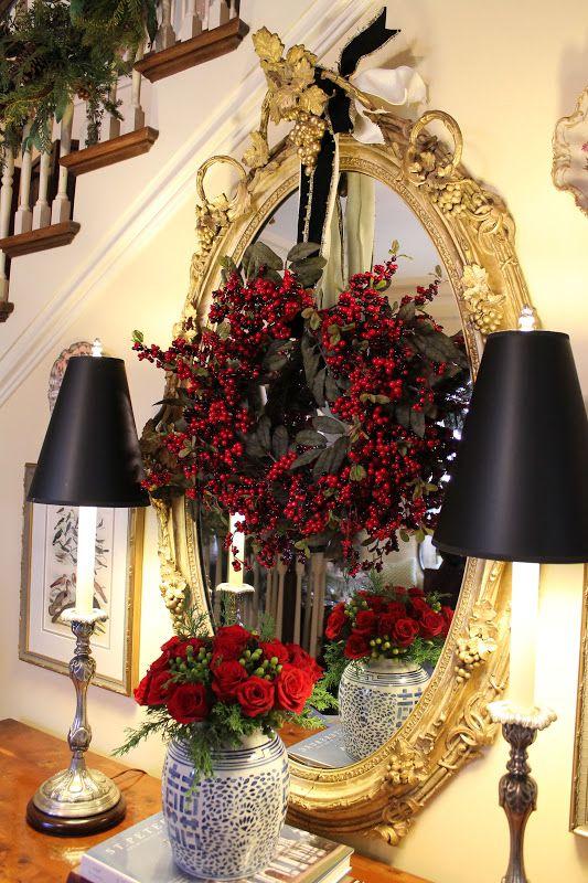 Elegant Black And Gold Christmas Decor Ideas DigsDigs