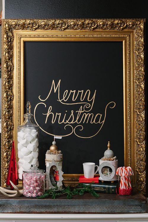 Decorating Ideas > 36 Super Elegant Black And Gold Christmas Décor Ideas  ~ 060045_Christmas Decorating Ideas Gold
