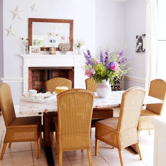 25 Elegant And Exquisite Gray Dining Room Ideas: 44 Elegant Feminine Dining Room Design Ideas